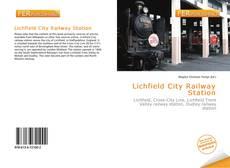 Copertina di Lichfield City Railway Station