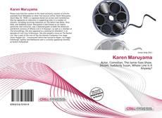 Karen Maruyama kitap kapağı