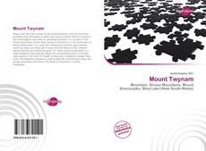 Capa do livro de Mount Twynam