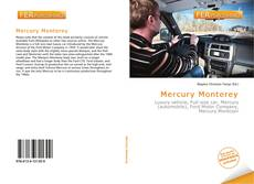 Bookcover of Mercury Monterey