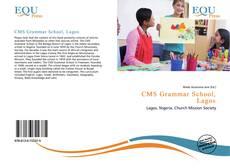 Bookcover of CMS Grammar School, Lagos