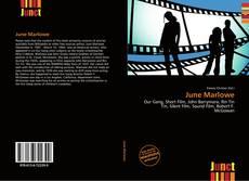 Couverture de June Marlowe