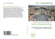Обложка Clennon Washington King, Jr.