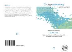 Bookcover of MAC/65