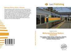Обложка Midlunga Railway Station, Adelaide
