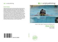 Klete Keller的封面
