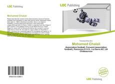 Bookcover of Mohamed Chalali