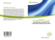 Portada del libro de Lift (Web Framework)
