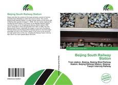 Borítókép a  Beijing South Railway Station - hoz