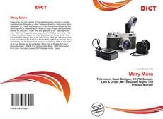 Mary Mara的封面