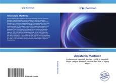 Bookcover of Anastacio Martínez