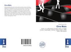 Bookcover of Gina Malo