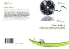 Copertina di Boots Mallory