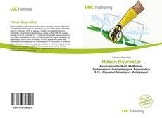 Bookcover of Hakan Bayraktar