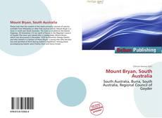 Обложка Mount Bryan, South Australia
