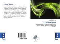 Couverture de Vineam Domini
