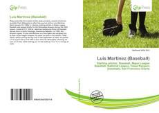 Borítókép a  Luis Martínez (Baseball) - hoz