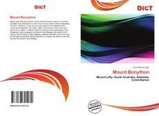 Capa do livro de Mount Bonython