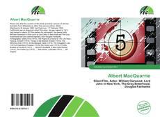 Albert MacQuarrie kitap kapağı
