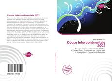 Bookcover of Coupe Intercontinentale 2002