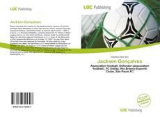 Capa do livro de Jackson Gonçalves