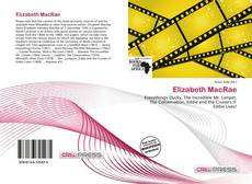 Bookcover of Elizabeth MacRae