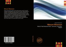 Copertina di Mount Mawson