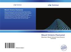Bookcover of Mount Victoria (Tasmania)
