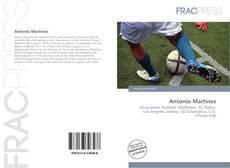 Bookcover of Antonio Martínez