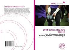 Couverture de 2004 Oakland Raiders Season
