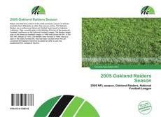 Couverture de 2005 Oakland Raiders Season