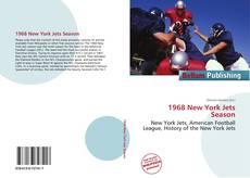 Couverture de 1968 New York Jets Season