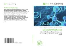 Bookcover of Molecular Mechanics