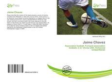 Buchcover von Jaime Chavez