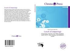 Bookcover of Leech (Computing)