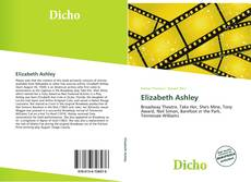 Bookcover of Elizabeth Ashley