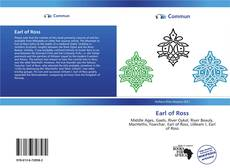 Обложка Earl of Ross