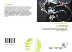 Capa do livro de GNU GRUB