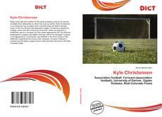 Bookcover of Kyle Christensen