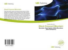 Copertina di Black Crescent Mountain