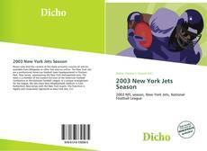 Couverture de 2003 New York Jets Season