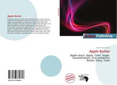 Bookcover of Apple Butter