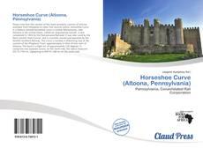 Portada del libro de Horseshoe Curve (Altoona, Pennsylvania)