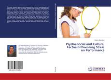 Bookcover of Psycho-social and Cultural Factors Influencing Stress on Performance