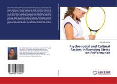 Portada del libro de Psycho-social and Cultural Factors Influencing Stress on Performance