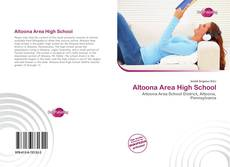 Обложка Altoona Area High School