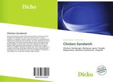 Capa do livro de Chicken Sandwich