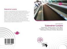 Обложка Calendrier Lunaire
