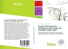 Coupe d'Europe des Vainqueurs de Coupe de Football 1960-1961的封面