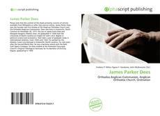 Portada del libro de James Parker Dees
